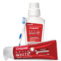 COLGATE® OPTIC WHITE®