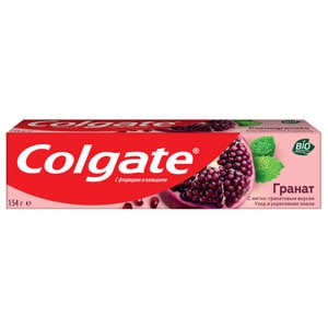 Colgate® Pomegranate Firming Toothpaste